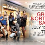 Get Ready For The Great Northern Sale at SM North EDSA