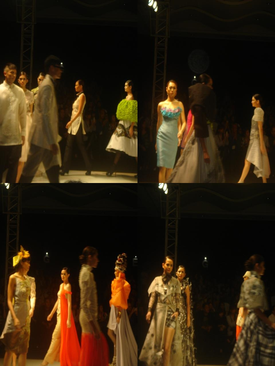 philippine fashion week october 2012