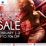 The Great Northern Sale Is Back!