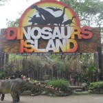 Fun Family Day at Dinosaurs Island