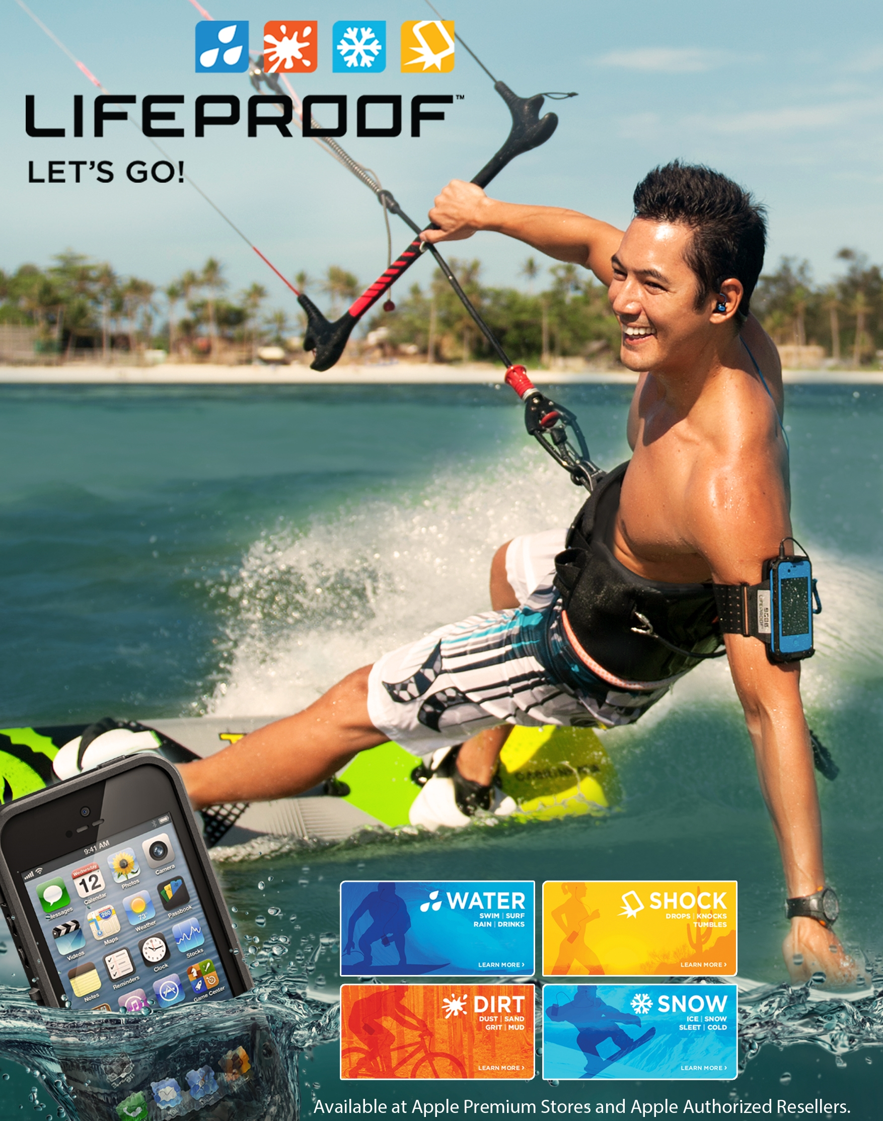 Marc Nelson for Lifeproof