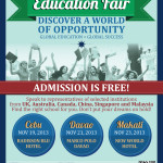 Study International Education Fair 2013