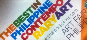 art fair philippines 2014