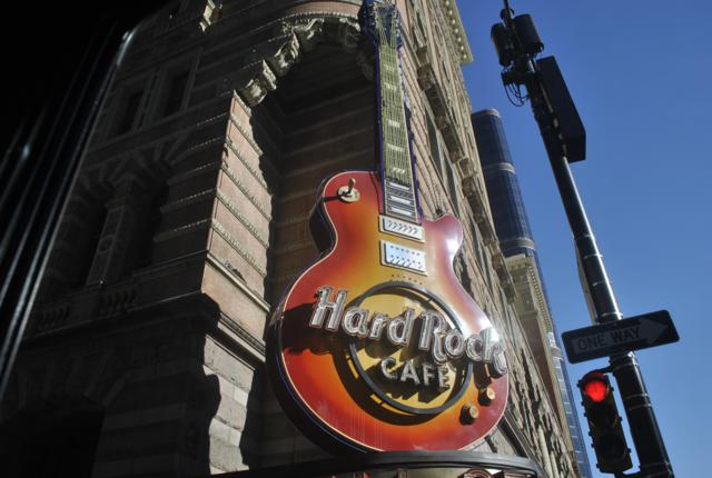 philly hard rock cafe