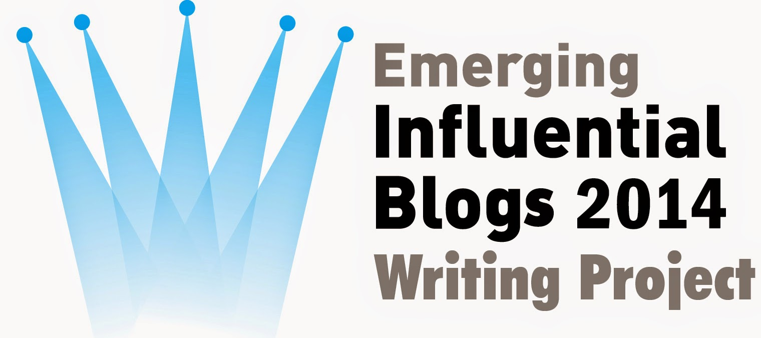 Emerging Influential Blogs 2014 Writing Project