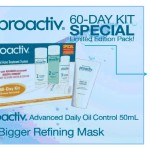 Proactiv 60-Day Kit Limited Edition Pack Comes with Free Proactiv Advanced Daily Oil Control