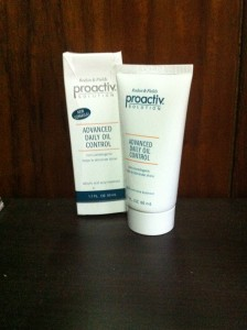 Proactiv Advanced Daily Oil Control