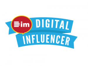 digital influencer logo