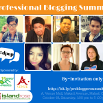 Professional Blogging Summit: DPop Goes the World