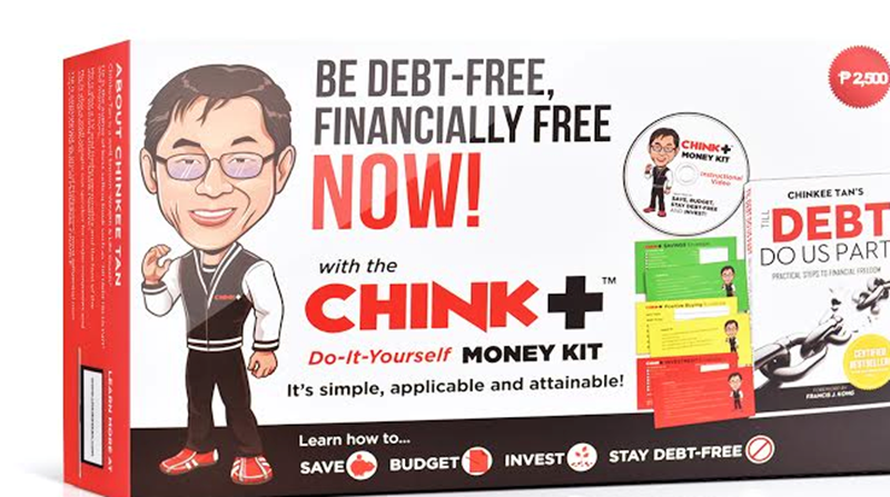 CHINK+ MONEY KIT by Chinkee Tan