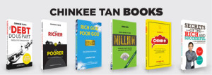 Chinkee Tan Books