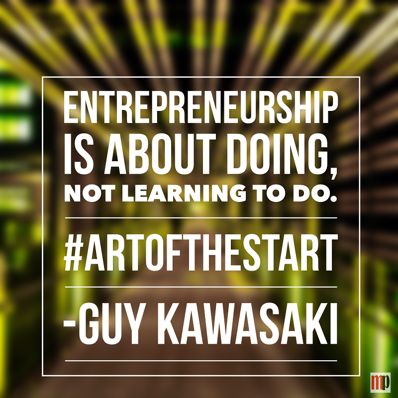 entrepreneurship - art of the start 2