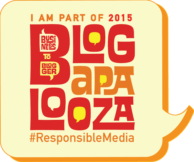 Blogapalooza Blogger Badge