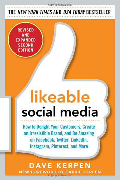 LikeableSOcial Media by Dave Kerpen