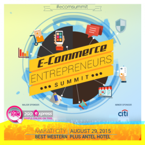 E-commerce Entrepreneur Summit 2015