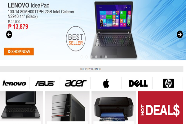 Lazada computers and laptops