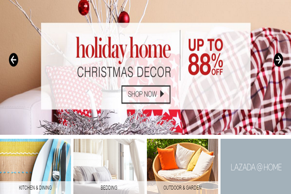 Lazada home and living