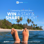 HotelQuickly: Win A Stay and Share the Joy