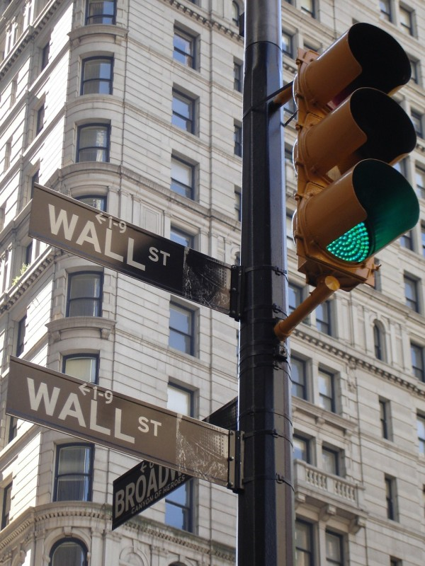 Nyc-wall st