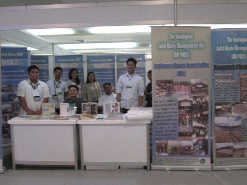 2nd National Integrated Waste Management Exhibition #EnvironmentSummitPH