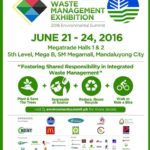 2nd National Integrated Waste Management Exhibition: Our Shared Responsibility in Caring for the Environment