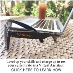 Virtual Assistant VApreneur Workshop