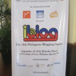 iBlog12: 12th Philippine Blogging Summit Tackles Legal Issues