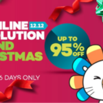 Happy Holiday Shopping at Lazada Grand Christmas Sale 2016