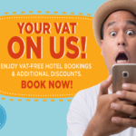 TravelBook.ph's Free VAT Campaign Means More Discounts for Travelers