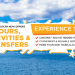 Travelbook.ph Now Offers Easy Online Booking of Tour Activities