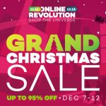 Lazada Online Revolution Grand Christmas Sale 2017