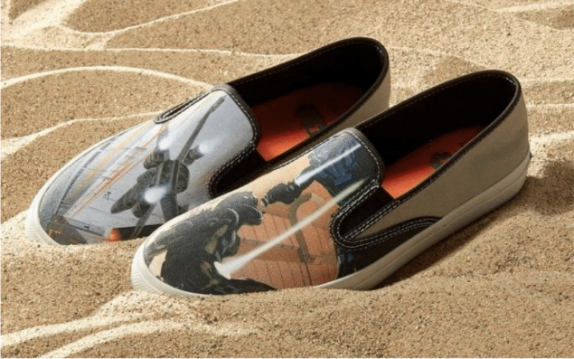 Sperry Star Wars McQuarrie Cloud Slip On