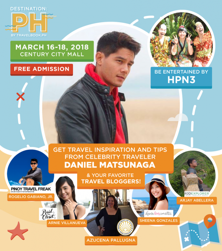 Daniel Matsunaga for Destination PH