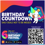 Deals Gone Wild with Lazada's Birthday Festival
