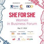 She for She: Promoting Gender Equality and Women Empowerment